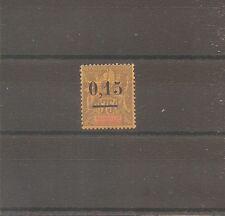 TIMBRE MADAGASCAR FRANKREICH KOLONIE 1902 N°54 NEUF* MH