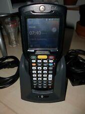 Motorola Symbol MC3190 Pda Laser Kabellos Barcode Scanner mit Station