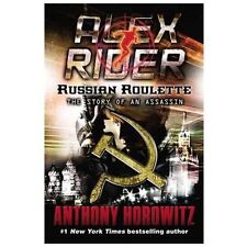 Alex Rider: Russian Roulette : The Story of an Assassin by Anthony Horowitz (201