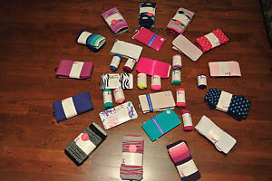 Girls Tights, Leg Warmers- Microfiber/Cotton Size Large 12-14 NWT!!