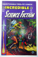 incredible science fiction   9 reedition de 1994 ec comics