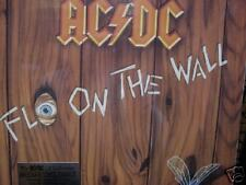 AC/DC FLY ON THE WALL RARE 1ST GENERATION 180 GRAM W/ SILVER STICKER Sealed LP