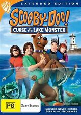 Scooby Doo - The Curse Of The Lake Monster : NEW DVD