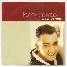 "THOMAS Kenny Vinyl 45T 7"" SP 1991 BEST OF YOU  F Reduit"
