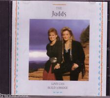 Judds Love Can Build Bridge CD CLassic 90s Country Wynonna Naomi Talk About love
