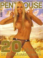 PENTHOUSE 04/2000   20 Jahre Jubiläum + ANITA BLOND + EXTRAHEFT!   April/2000