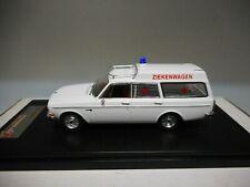 VOLVO 145 EXPRESS AMBULANCE 1969 PREMIUM PRD319 1/43