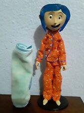 """Neca Coralline Pajamas PJs Laika 2009 7"""" Action Figure Rare Original"""