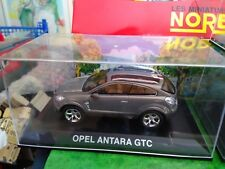 OPEL ANTARA GTC Francfort 2005 NOREV POUR ALTAYA 1/43 NEUF EN BOITE