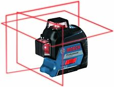 Bosch Gll3 300 360 Degree Three Plane Leveling And Alignment Line Laser