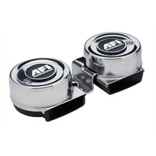 Actuant/Marinco AFI Mini Twin Compact Electric Horn Stainless Steel 10001 MD