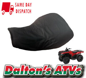 TAILORED ATV QUAD WATERPROOF CORDURA SEAT COVER HONDA TRX 420 2014+