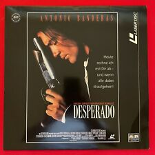 Laserdisc Desperado  / PAL / LD