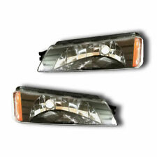FITS FOR 2002 - 2006 CV AVALANCHE CORNER LIGHTS RIGHT & LEFT PAIR SET