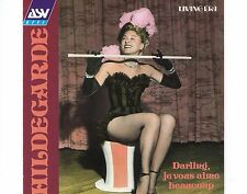 CD HILDEGARDE darling je vous aime beaucoup UK EX+ 1995