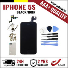 AAA+ LCD TOUCH SCREEN/SCHERM/ÉCRAN FULL ASSEMBLY BLACK NOIR +TOOLS FOR IPHONE 5S