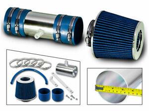 Short Ram Air Intake Kit + BLUE Filter 07-11 GMC Acadia SLE SLT SL Denali 3.6 V6