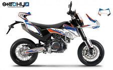 KIT ADESIVI GRAFICHE vegas KTM SMC 690 2008 2009 2010 2011 DECALS DEKOR