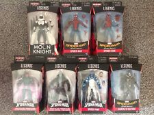 Marvel legends spider-man Homecoming WAVE 8-Vautour Wing BAF Series-Set of 7