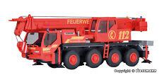 Kibri H0 13041  Liebherr LTM 1050/4 Feuerwehr  NEU/OVP
