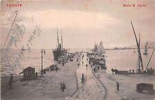 B25198 Trieste Molo S Carlo