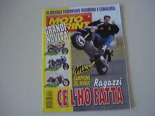MOTOSPRINT 38/1995 KAWASAKI VN 1500/YAMAHA TRX 850/TDM 850/HONDA XR 250 400 600