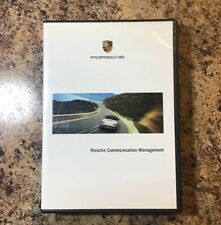2004 Porsche Communication Management East West Navigation Navteq North America