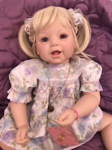 ADORA poupee doll ISABEL ED.LIMIT N 344/500 2004 Super Était TTTBE !!!!!