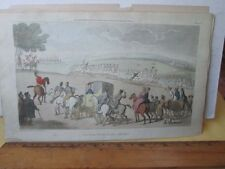 Vintage Print,DR AT REVIEW,#13,Tour of Dr Syntax