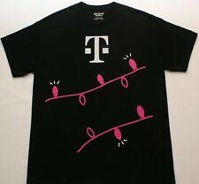 T-MOBILE Employee Uniform Christmas Banish Bah Humbug T-Shirt, Size Large