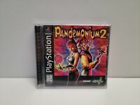 Pandemonium 2 (Sony PlayStation 1) Complete with Registration Card TESTED Rare