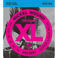 D'Addario EXL120+ XL Electric Guitar Strings - Super Light Plus - 9.5-44