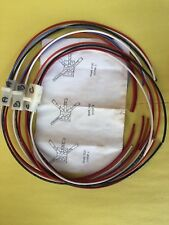 3 piece 4 conductor wire harness