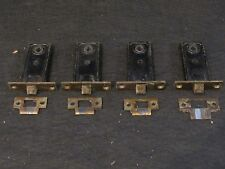 ONE (1) Antique Mortise Lock and Strike Plate - Working 4 Available