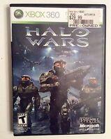 Halo Wars  (Xbox 360, 2009)