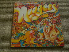 Nuggets original Artyfacts from the first psichedelica era LP-gatefoldcover