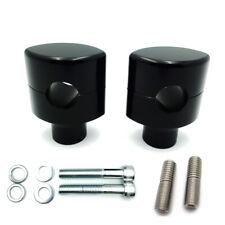 "SE- Black 1"" Handlebar 2"" Risers Compatible With DNA Paughco Hardbody Springer C"