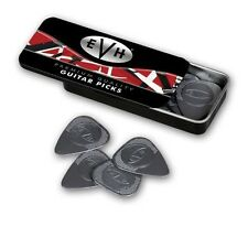 EVH COLLECTORS EDITION VAN HALEN PREMIUM GUITAR PICKS 12 PACK W/ COLLECTIBLE TIN