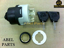 JCB PARTS 3CX - GENUINE JCB IGNITION SWITCH WITH 2 GENUINE KEYS