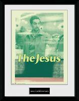 The Big Lebowski Jesus Quintana Cinema Collector Print Frame Poster Bild Rahmen