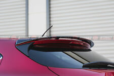 OE Style Trunk Spoiler For 2014-2018 Mazda Mazda3 BM BN Hatchback (GLOSS BLACK)