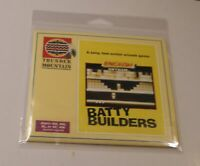VERY RARE Batty Builders by Thunder Mountain for Atari 400/800 - NEW (Rarity 9!)