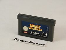 SPACE INVADERS - NINTENDO GAME BOY ADVANCE GBA e DS NDS - PAL - CARTUCCIA LOOSE