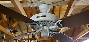 "Hunter Robbins Myers Original Ceiling Fan 52"" model 22306"