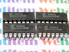 DM74LS164N / IC / DIP / 4 PIECES (QZTY)