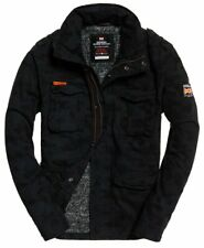 Superdry men's Classic rookie military jacket Size S  RRP £ 89.99
