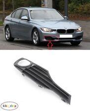 FOR BMW 3 SERIES F30 F31 12-16 SPORT LINE FRONT BUMPER BLACK TRIM 51117279699
