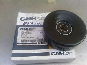 Case New Holland fan belt idler CNH 86503292. Suit many applications