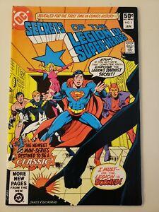 Secrets of the Legion of Superheroes #1 (DC Jan1981) NM- 9.2 or UP! Origin! NICE