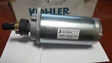 Genuine Kohler 12 Volt Electric Starter (48 098 05-S)